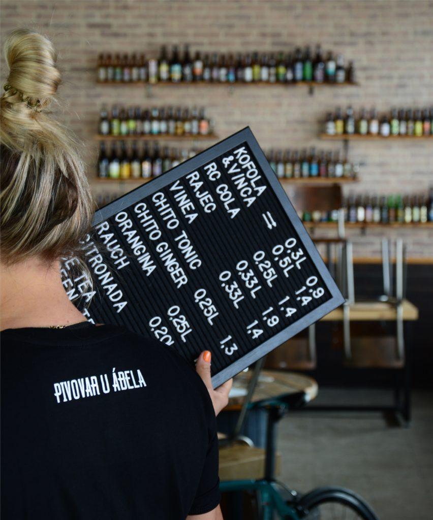 V Pivovare samozrejme ponúkame aj nealko