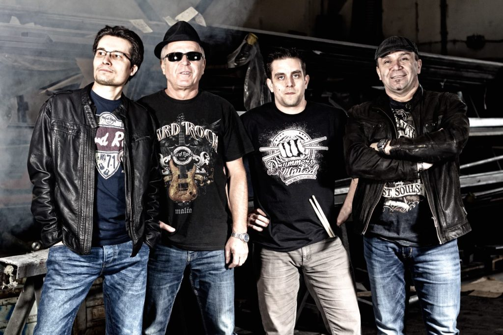 Pivovar U Ábela a živá hudba v podaní skupiny Reset. Rockový víkend