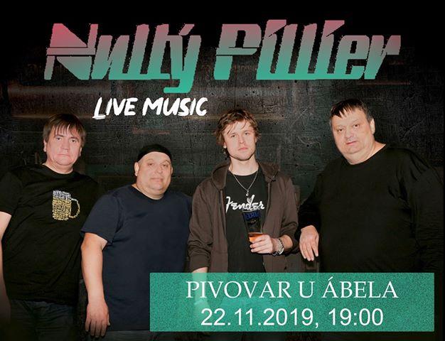 Pivovar U Ábela, živá hudba, craftbeer, beer bratislava, Nultý Pilier, live music