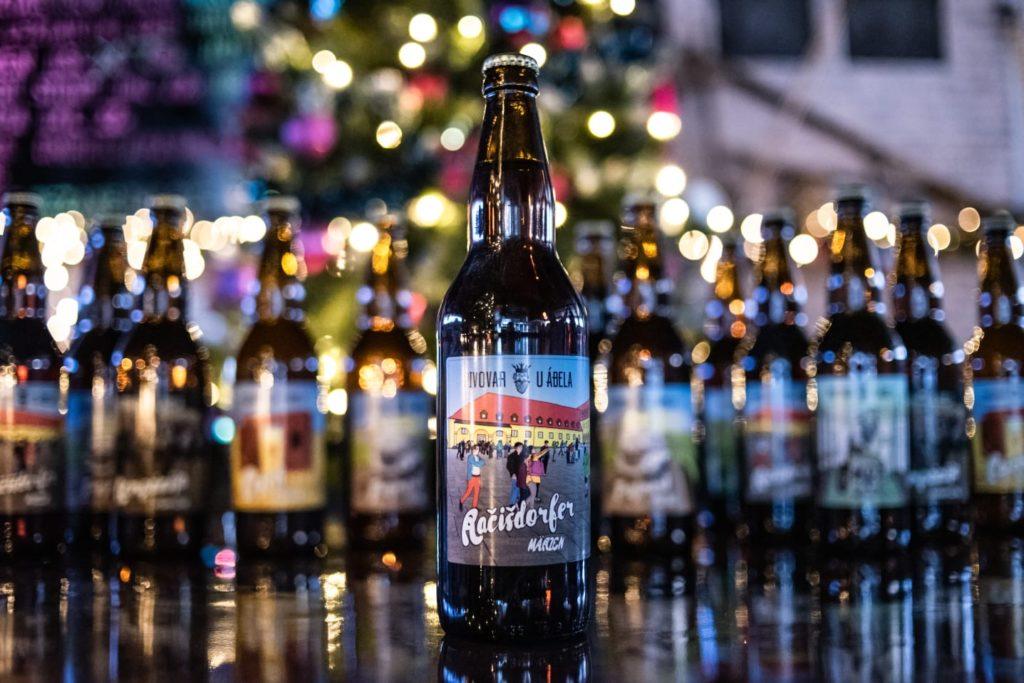 Pivovar U Ábela craft beer bratislava kam na pivo o pive