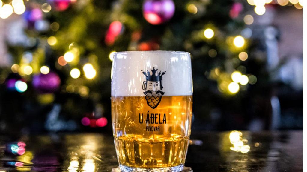 Vianočný darček Pivovar U Ábela