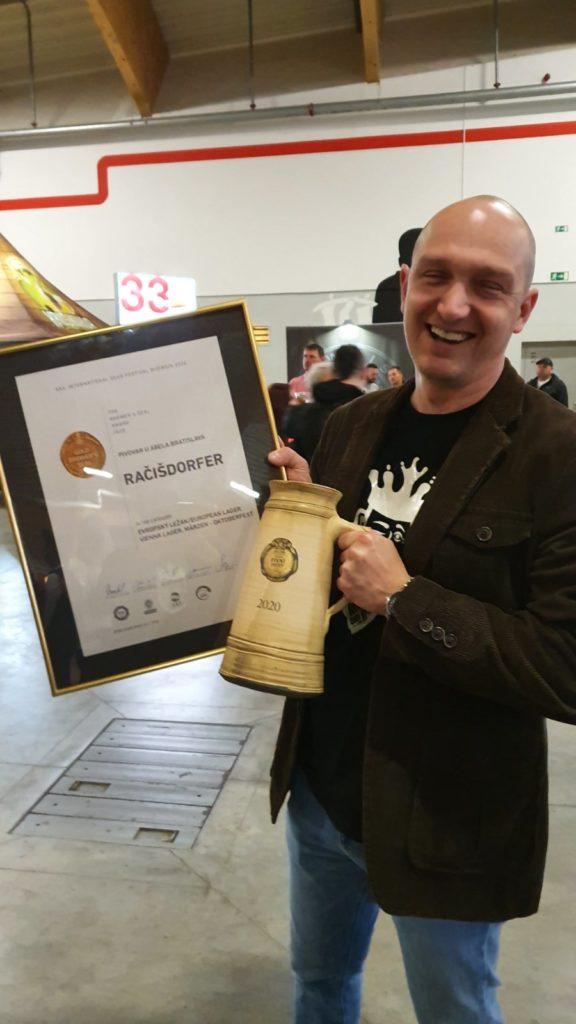 Craftbeer Bratislava Bratislava brewery Best beer 2020 märzen