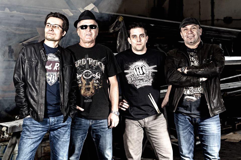 rock live music skupina Reset Pivovar U Ábela