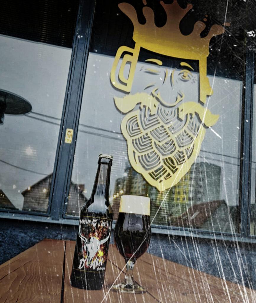 remeselné pivo,Craftbeer, Baltic porter, beer Bratislava, U Ábela